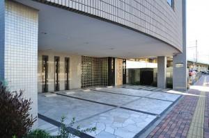 エクレシア法律事務所駐車場